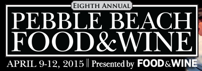 Pebble Beah Food & Wine Festival